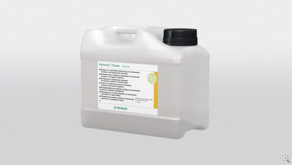 Helimatic Cleaner Neutral 5 Ltr.