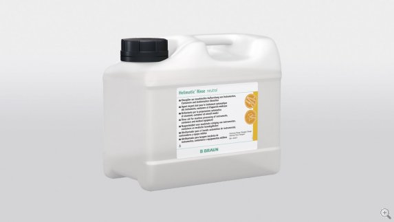 Helimatic Rinse Neutral 5 Ltr.